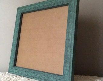 turquoise rustic barnwood frame turquise rustic frame 12x16 green frame 10x10 green frame 8x8 green frame 11x14 rustic frame 8x10