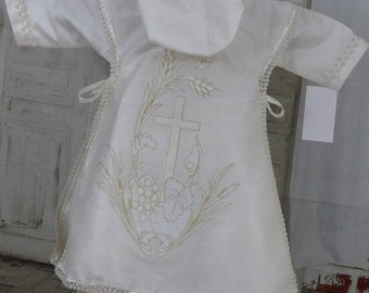 Angel-314910 Beautiful Baptism Gown