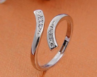 AdjUsTaBLe SiLvEr ToNe RiNg FREE SHIPPING