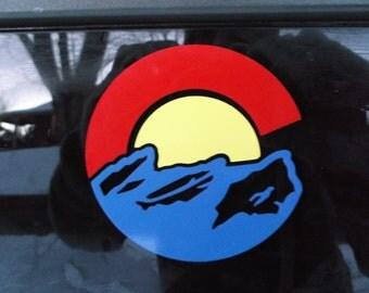 Colorado Vinyl Decal #15