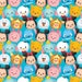 Disney Packed Tsum Tsum Fabric From Springs Creative By the Yard