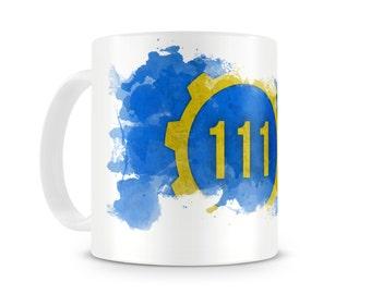 Vault 111 11oz Mug