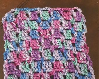 Crotcheted Handmade Dishcloth
