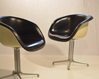 La Fonda Eames Chairs Pair