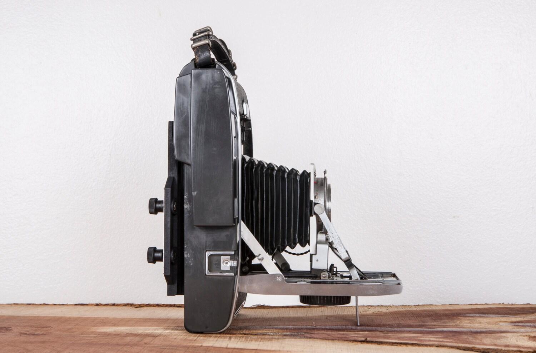 new 55 polaroid 110a 4x5 rangefinder conversion in great Polaroid 110A Conversion Polaroid 110A Land Camera