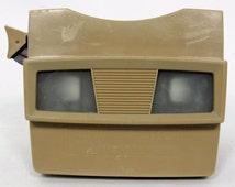 Vintage Sawyer Viewmaster Tan USA Patent 1951