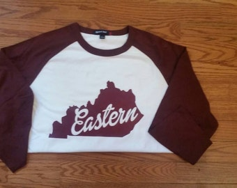 Kentucky Eastern baseball t