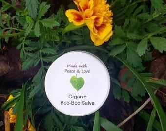 Organic Boo-Boo Salve