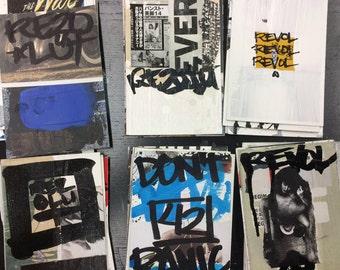 Postcard Paintings - NYP 2008-2013 (Assorted, Random)