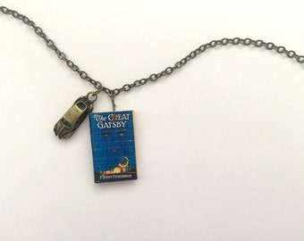 Mini Great Gatsby Necklace