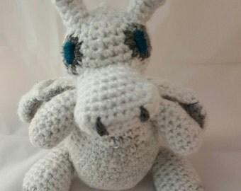 Little White Dragon