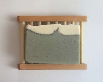 Cedarwood, Lavender, Lime and Rosemary Soap with Cambrian Blue Clay