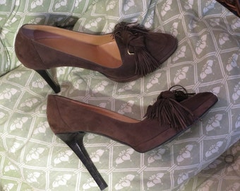 Hermes size 38 shoes