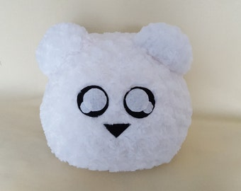 Teddy Bear Pillow Etsy