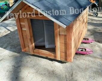 36x48x42  Dog house