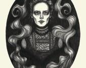 Vanessa Ives- 8x10 Giclee...