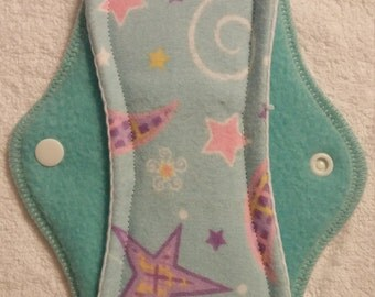 Cloth Pad/ Light to Moderate Flow/ 8.5 inches Long-B1