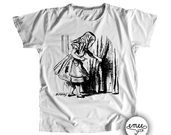 Alice in Wonderland Shirt, Alice in Wonderland Clothes, Alice in Wonderland Baby Outfit, Whimsical Baby Clothes, Toddler Shirt