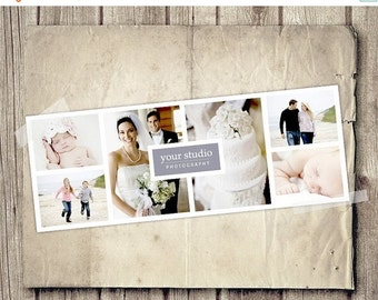30% OFF Facebook Cover Timeline for Photographers - Photo Collage - Variety Photos - Facebook Timeline Cover Photo - INSTANT DOWNLOAD