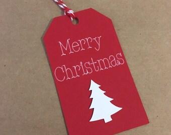 Christmas Gift Tags (set of 10)