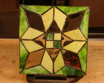 STAINEDGLASS QUILT PATTERENS