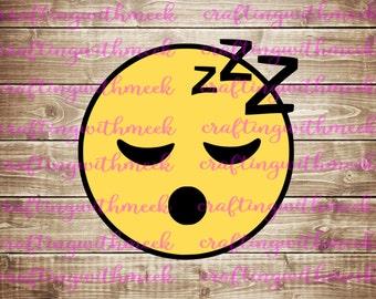 Sleep Emoji