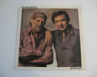 Priced Reduced! - Willie Nelson & Ray Price - San Antonio Rose - Circa 1980