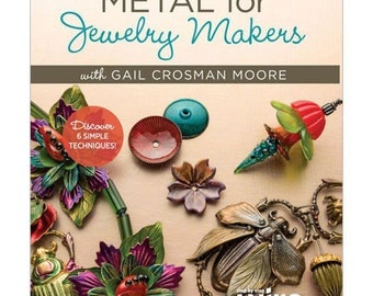 Coloring on Metal for Jewelry Makers  - DVD (VT3031)