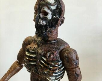 Custom Zombie Figure