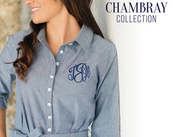 Chambray Collection: Dress or Scarf