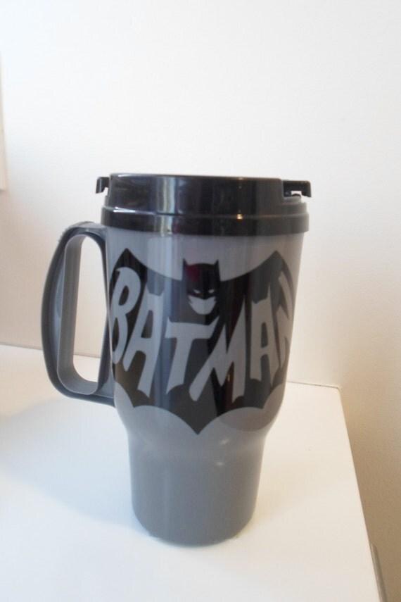 Batman Coffee Cup Do You Drink Coffee