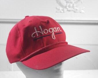 Vintage Hogan hat