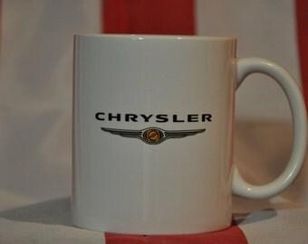 Chrysler mug for american car fans