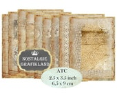 Lace Background Shabby Chic Mesh Tulle Vintage Instant Download text ATC digital collage sheet S198