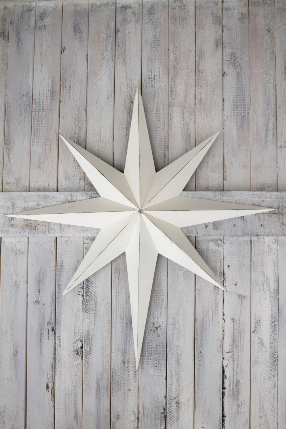 Wall Art Metal Stars : Nautical wall art metal star decor