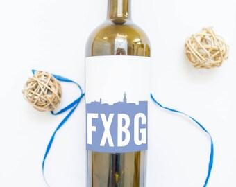 Wine Label - FXBG