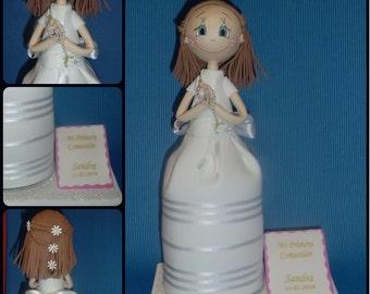 Fofucha customizable communion girl