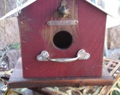 You R loVeD BirDHoUsE