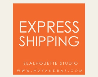 EXPRESS SHIPPING for any posters