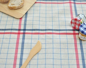 Laminated Linen Fabric By The Yard