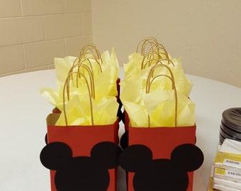 Mickey Treat Bags (Set of 10)
