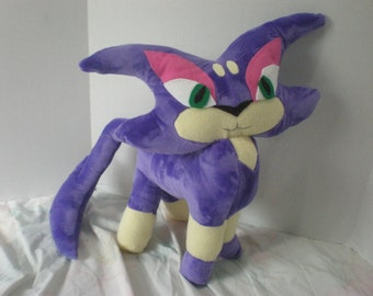 Purrloin Pokemon Plush