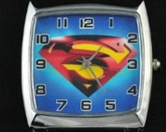 Watch Superman (metal strap)