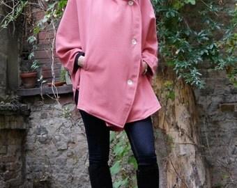 sewing Pattern cape coat Pdf file EBook