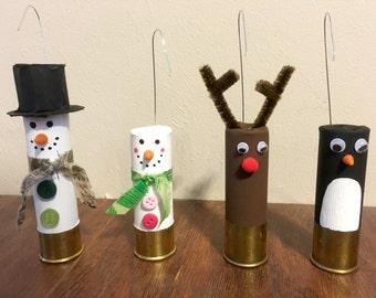Shotgun Shell Ornaments