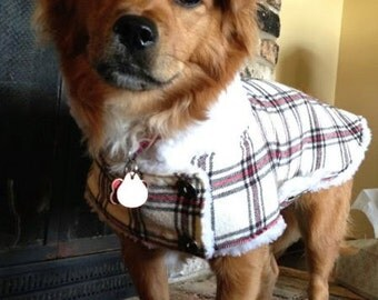 Winter Dog Coat (Standard Sizes)