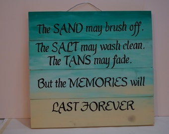 Lasting Beach Memories
