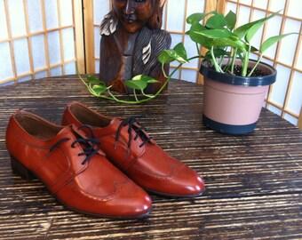 LE BARON Mens Fashion Formal Shoes  Size EUR43/US10E /UK9.5