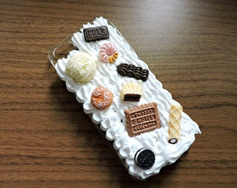Whipped Cabochon Phone Case for iPhone 5/5S