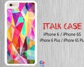iPhone 6 iPhone Case iPhone 6S Case iPhone 6S Cover iPhone 6S Plus iPhone 6S Case iPhone iPhone 6S iPhone 6+ iPhone 6S+ Colorful Geometric